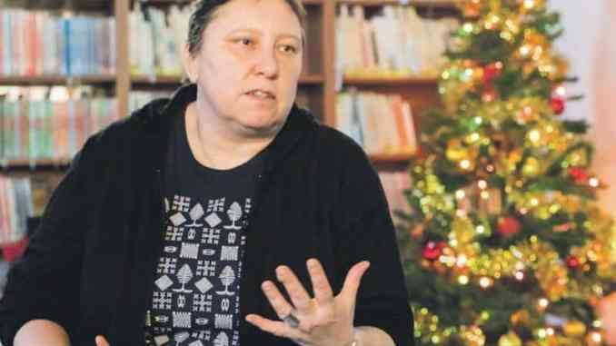 3f2d3d088 O niekdajšom slávení zimných sviatkov na Liptove sme sa rozprávali s  etnologičkou a historičkou Katarínou Nádaskou.