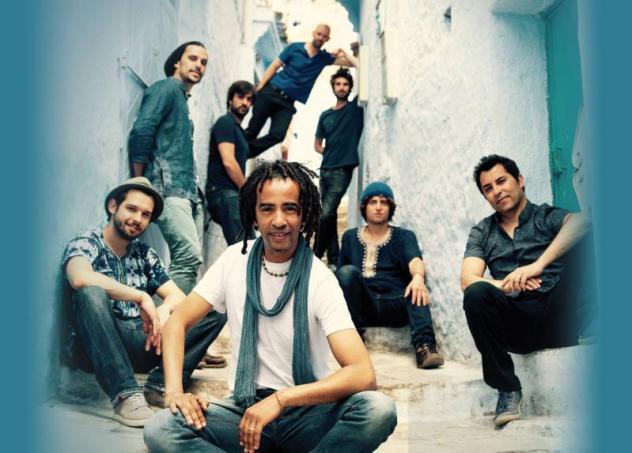 imagen del grupo gabacho maroc
