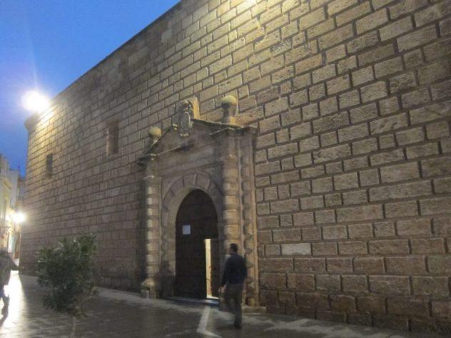 iglesia de san juan de almería