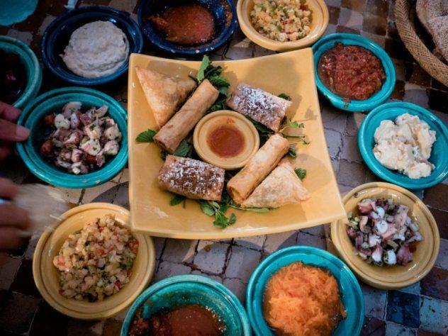 cultura arabe a la mesa