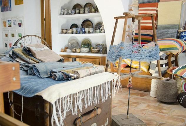cerámica y jarapas de níjar