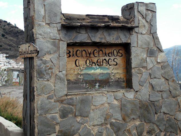 entrada a ohanes