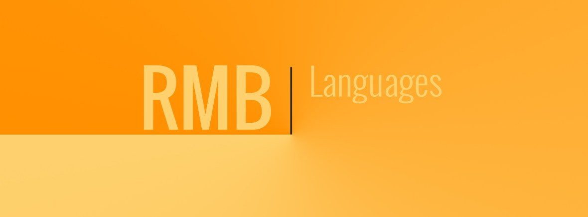 RMB Languages Home