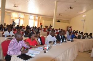 Participants during the 3rd Ordinary General Assembly