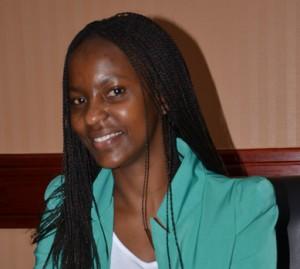 Imelda BAHATI : Administrative Assistant