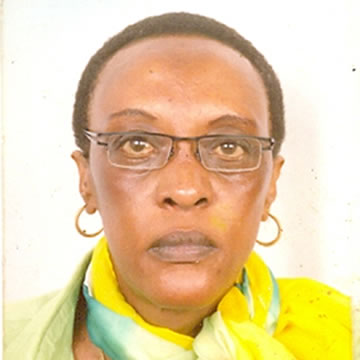 Marie Immaculee INGABIRE : Board Member