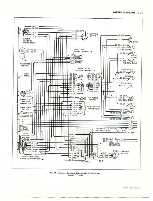small resolution of 1966 c20 wiring diagram 1964 flh wiring diagram u2022 mifinder co