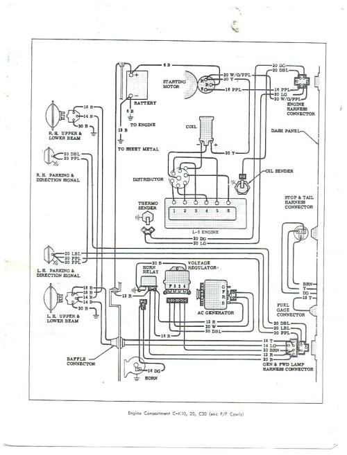 small resolution of 1963 chevy c20 wiring diagram wiring diagram view 1963 chevy c20 wiring diagram