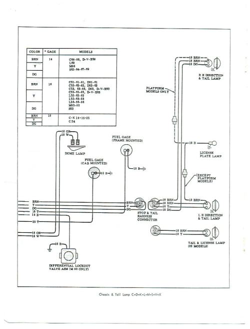 small resolution of the wiring schematic diagram tachometer sender 66 charger 1964 chevy truck tail light schematic 2013 chevy