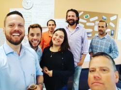 Último dia de treinamento na Academia da empresa em Fort Myers, FL