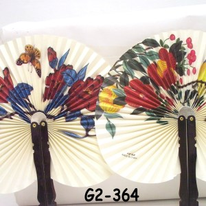 "G2-364 - Chinese Folding Fans (3½""L) 24/DL-0"