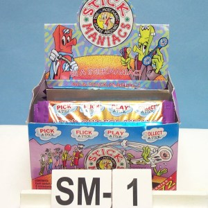 SM-1 - The Stick Maniacs Game 24/DL-0