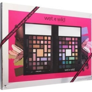 F1-448 - Wet n Wild 'Beauty Book' Cosmetic Set-0