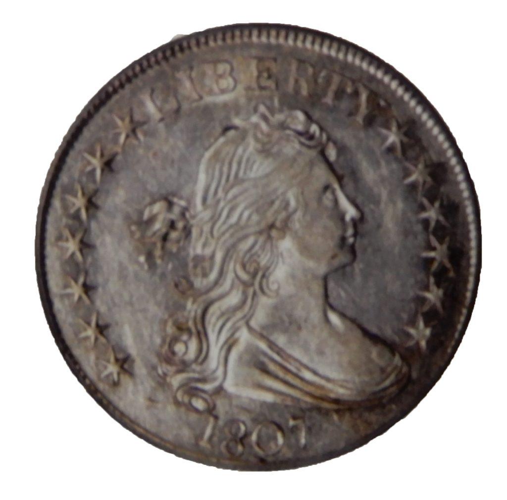 Draped Bust Half Dollar (1796 - 1807)