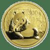 Chinese Gold Panda Obverse