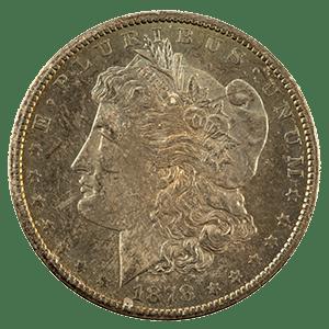 Morgan Dollar (1878 - 1921)