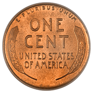 Lincoln Wheat Cent (1909 - 1958)