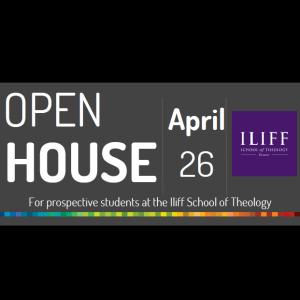 Iliff Open House