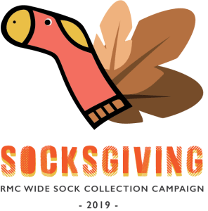 Socksgiving Logo 2019