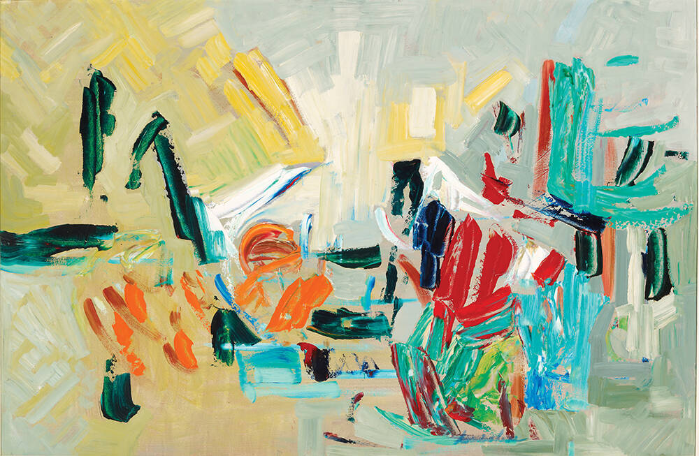 The Wild Ones of Canadian Art Painters Eleven