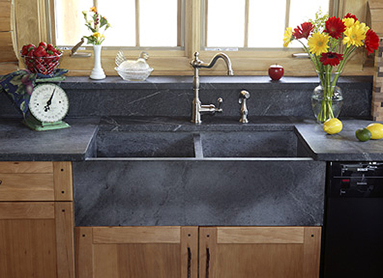 sink cabinet kitchen american standard faucets soapstone gallery | welcome to rmg stone
