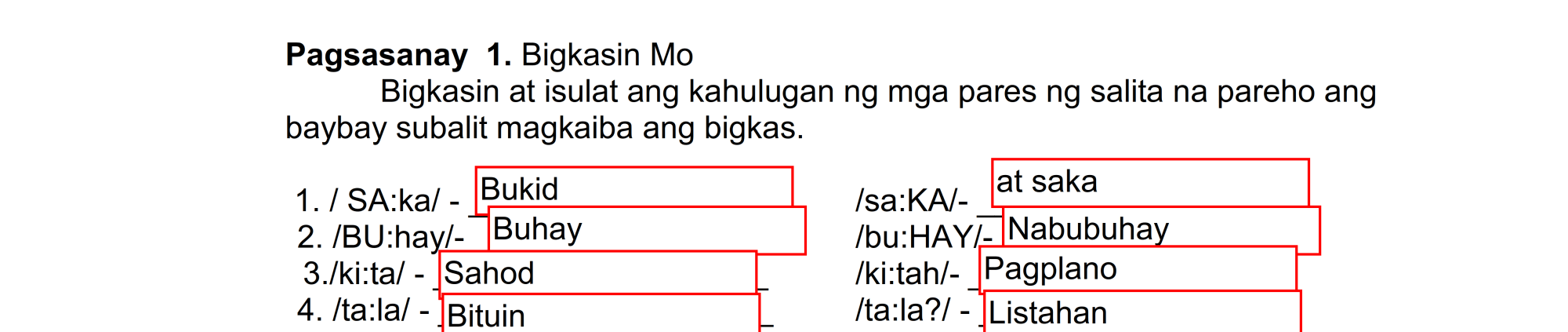 hight resolution of Worksheet Sa Filipino 9   Printable Worksheets and Activities for Teachers