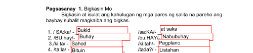 small resolution of Worksheet Sa Filipino 9   Printable Worksheets and Activities for Teachers