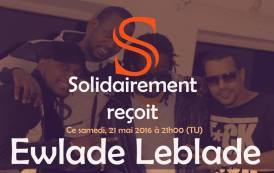Solidairement reçoit Ewlade Leblade