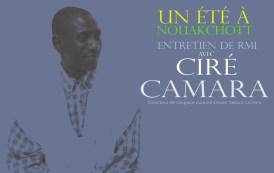Entretien de RMI avec Ciré Camara directeur de l'Espace Culturel Diadié Tabara Camara