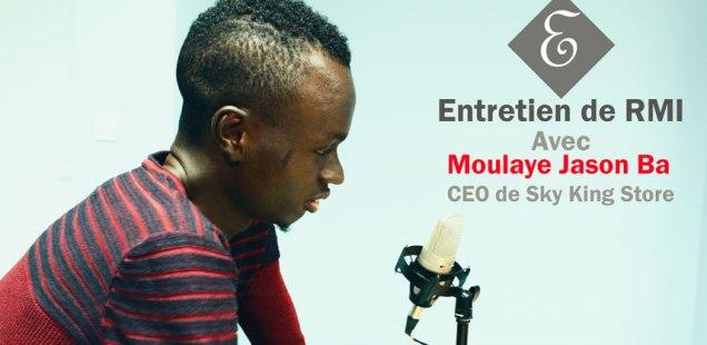 Entretien de RMI avec Moulaye Jason Ba CEO de Sky Kingz Store