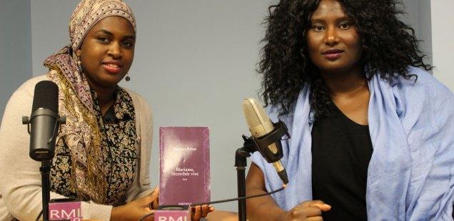 """Solidairement reçoit Halimata Fofana auteure de """"Mariama l'écorchée vive"""""""
