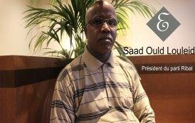 Entretien de RMI avec Saad Ould Louleid Président du parti Ribat