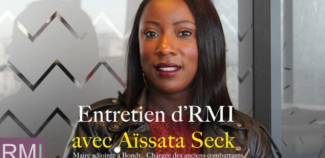 Justice rendue aux tirailleurs sénégalais, Entretien de RMI avec Aissata Seck
