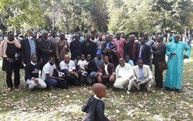GANBANAAXUN PIQUE-NIQUE DU 20 AOÛT 2017 EN FRANCE : LA JOURNÉE EN QUELQUES MOTS ET PHOTO-REPORTAGE