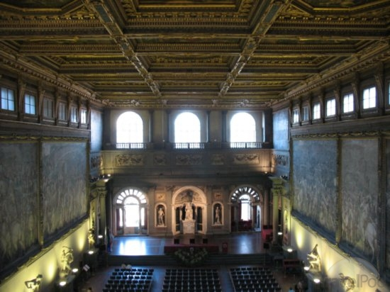 Medici family home Florence, Italy content creative producing process with R. Michael Brown, Freelance writer-producer