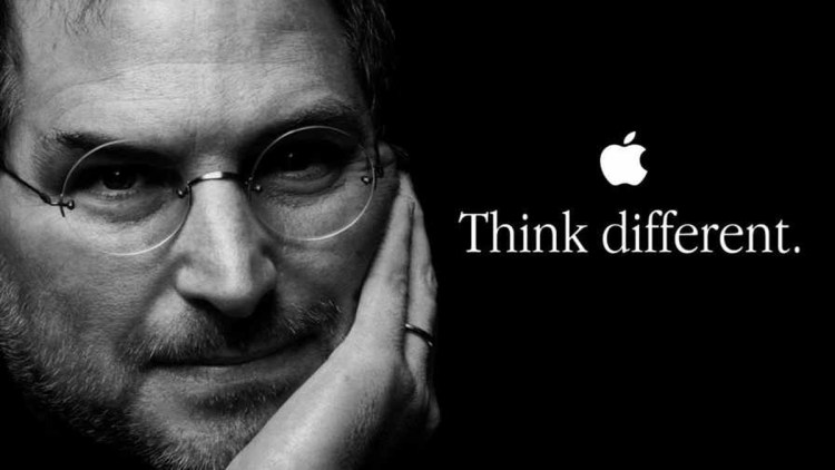 Steve Jobs Think Different Ad. Marketing Strategy. R. Michael Brown Marketing Consultant