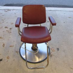 Cheap Barber Chair Seagrass Chairs Overstock Lot Of 5 Belvedere Salon Model 632s