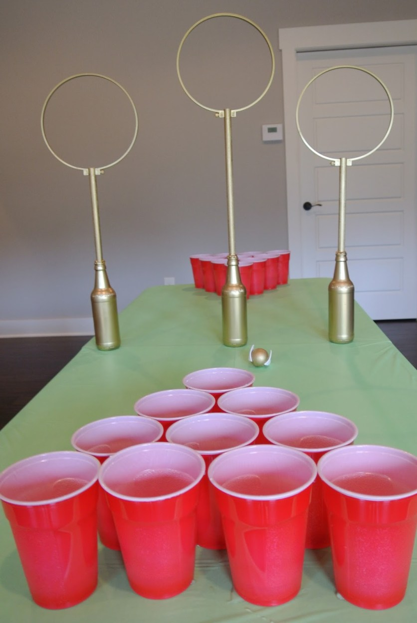 table-quidditch