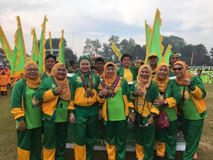 Sansarona heads Marawi contingent to ARMMAA 2018