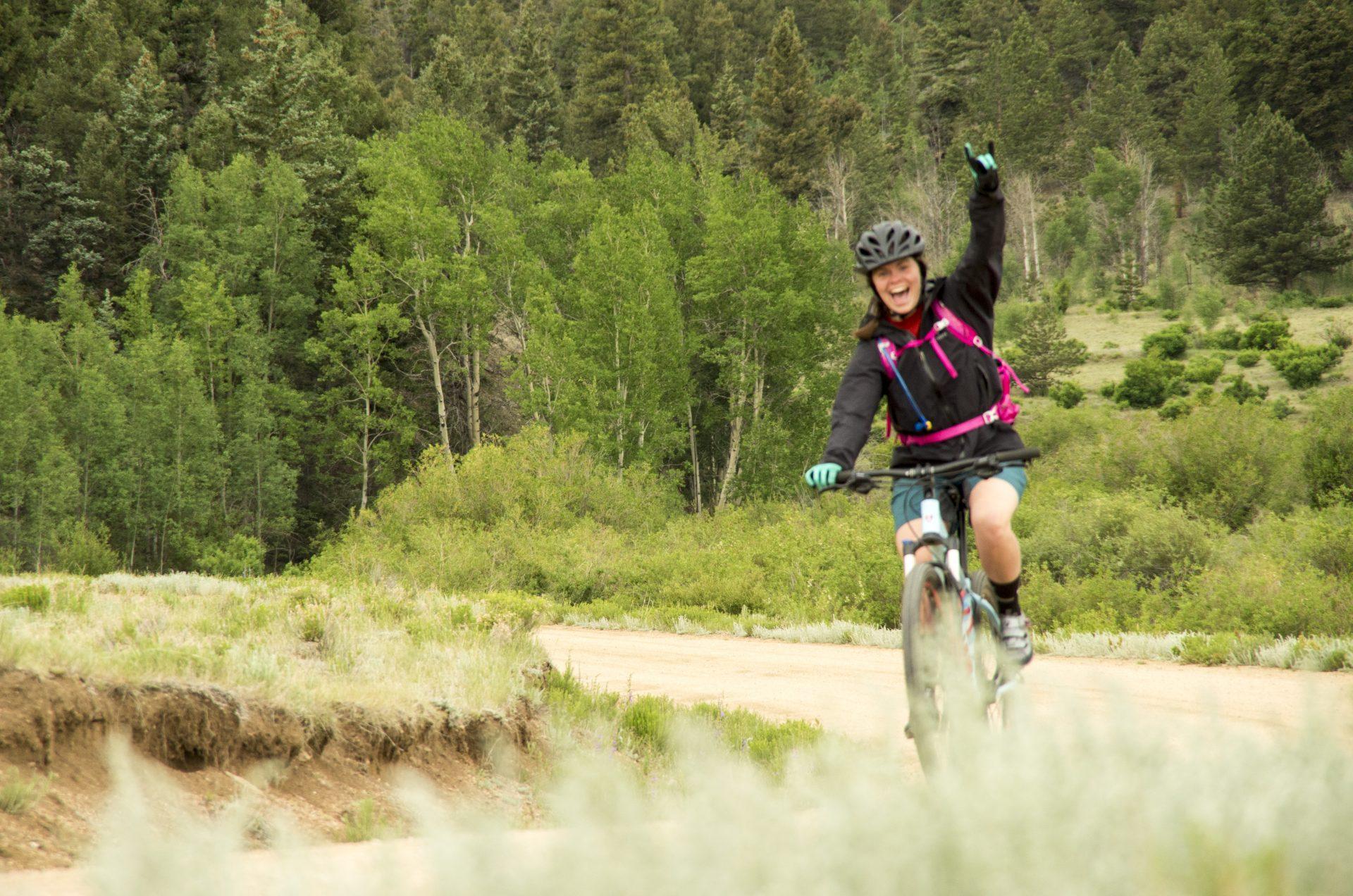Half Day Mountain Biking