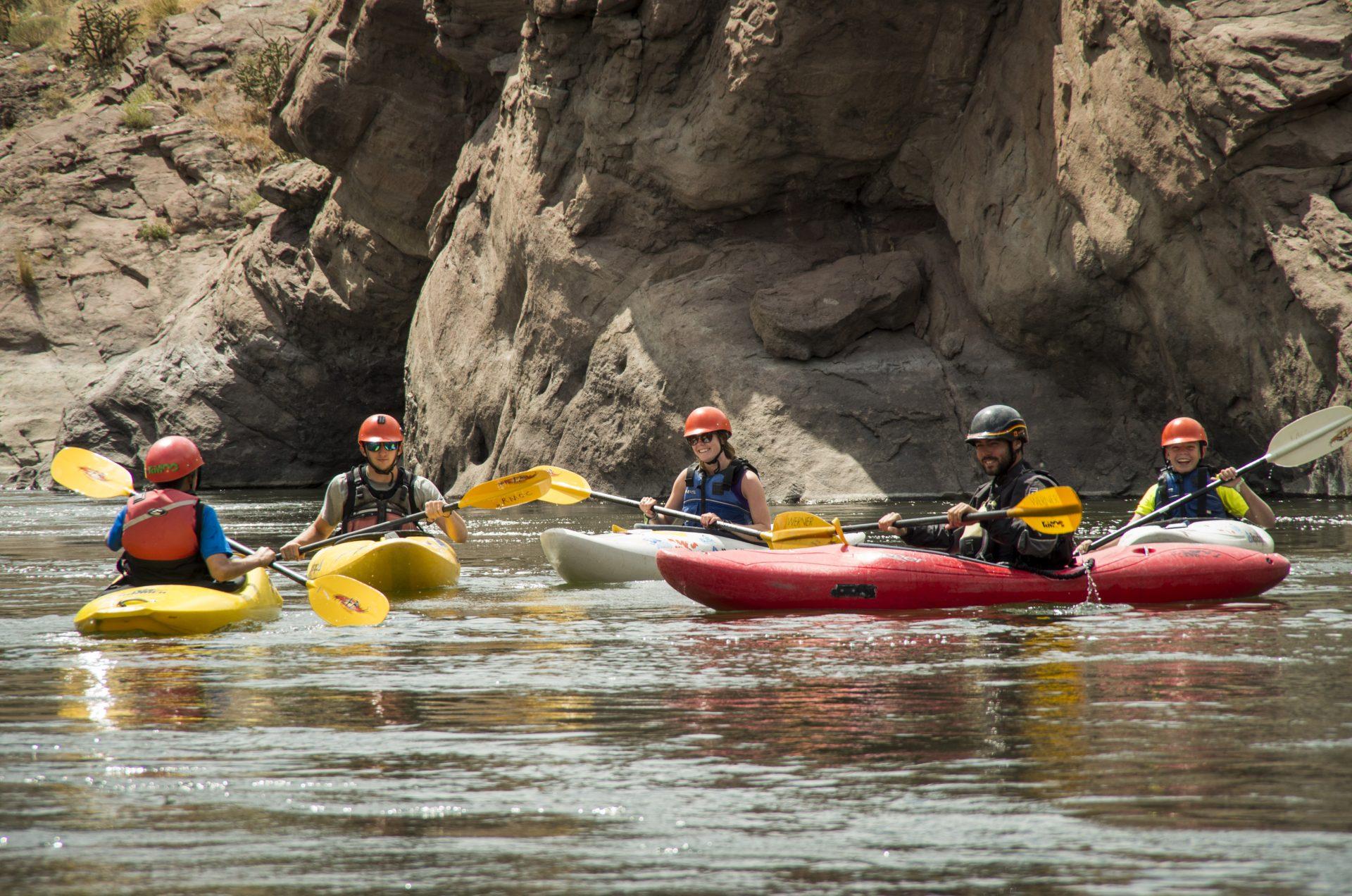 Epic Days Kayak Courses