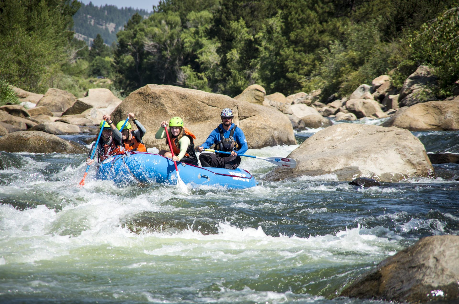 Monumental Rafting Special