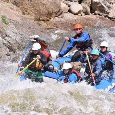 raft guide training