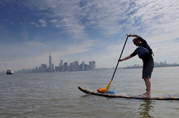 Epic Days Diary: SUP around Manhattan
