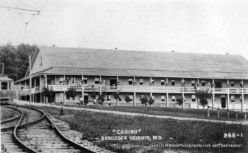Image result for braddock heights amusement park""