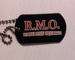 RMO Dog tag necklace
