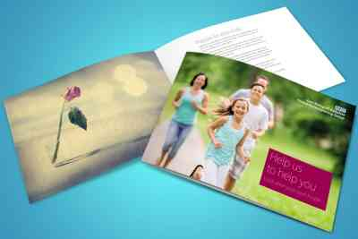 East Riding of Yorkshire CCG help us to help you brochure