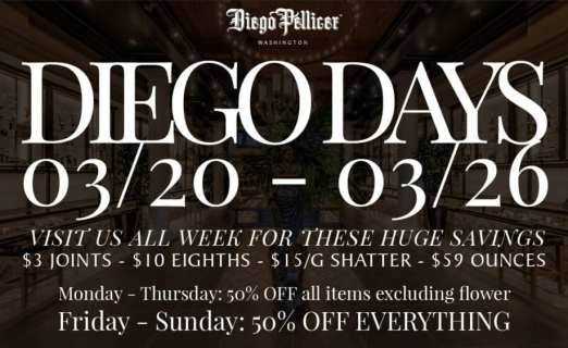 Diego Days ad