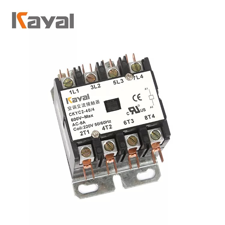 Professional OEM supply hvac contactor air condition 30