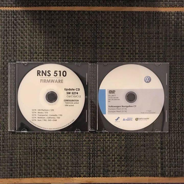 RNS 510 - RMS Autotechnik